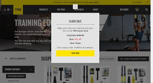 Trx Coupon Codes : Recent Deals