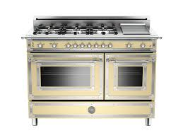 Luxury Kitchen Ranges Ovens and Cooktops Bertazzoni Heritage series