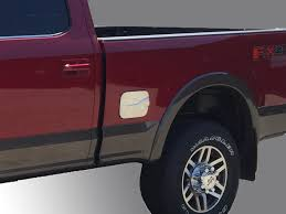 Exterior Trim By Putco - Fuel Door Trim, Chrome | The Official Site ... Truck Centre Bay Of Plenty Limited Western Star Parts Chrome Accsories Mr Kustom Auto And Customizing Nissan Titan With Leer 100xl Custom Hitch Topperking Trim For Cars Trucks Suvs Caridcom Grills Houston Awesome Led Lighting Car Tfp Usa Side Window Deflectors 4piece Set Supercrew The Excalibur Wheelcovers Us277152 Us277162 Usastar Truck Assorted Mfrs Astec Models Rc Model Standard Replacement Front Bumpers 199714 Ford F150 1997