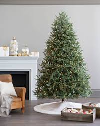 Types Of Christmas Trees With Sparse Branches by Fraser Fir 2016 Artificial Christmas Trees Balsam Hill
