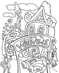 Dr Seuss Coloring Pages Fun Cat In The Hat