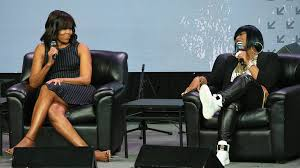 Michelle Obama Empty Chair by Michelle Obama Gives Sxsw Keynote The Record Npr