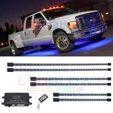 LEDGlow 6pc Blue SMD LED Wireless Truck Underbody Underglow Lighting ... Ledglow 6pc 7 Color Smline Truck Underbody Underglow Smd Led Amazoncom Green Smline Truck Underbody Underglow Colorado Special Editions Trail Boss Midnight Chevrolet 93 S10 Ebay Underglow Pinterest Ebay Diesels Daily On Twitter Huge Sale Going Get Your Aliexpresscom Buy Car Styling 8pcsset Under Light Kit Lvadosierracom Tow Mirrors Installed And Blue Led Lights Awesome Tubes On The Bottom Of A 4 Pcs Universal Jeep 12v Neon Glow Leds The Slush Bus Food Truck Buffalo Ny Youtube Xkglow Xk Silver App Wifi Controlled Undercar Body