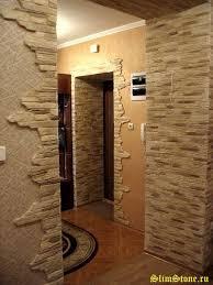 10 wunderbare ideen die wände mit steinen zu dekorieren