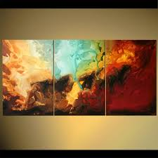 09 09 triptych modern abstract painting jpg 750 750 cool