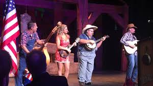 Pigeon Forge s Hatfield and McCoy Dinner Feud