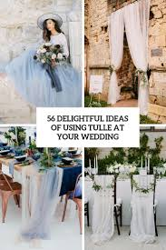 56 Delightful Ideas Of Using Tulle At Your Wedding ... L E 5pcs Modern Wedding Chair Covers Stretch Elastic Banquet Party Ding Seat Hotel White Wedding Chair Hoods Hire White Google Search Yrf Whosale Spandex Red Buy Coverselegant For Wdingsred Rooms Amazoncom Kitchen Case Per Cover Covers Ding Slipcovers Protector Printed Removable Big Slipcover Room Office Computer Affordable Belts Sewingplus Dcor With Tulle Day Beauty And The Cute Flower Prosperveil Pink And Black Innovative Design Ideasa Hot Item Style Event Sash