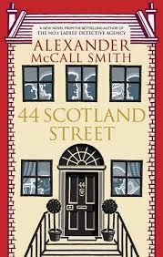 Edinburgh Via Alexander McCall Smiths 44 Scotland Street