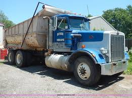 1985 Peterbilt 349 Dump Truck | Item I3612 | SOLD! July 17 C...