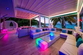 galerie chill out tapas lounge bar le duc villas seychelles