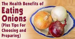 Onions Whats New And Beneficial About This Vegetable