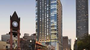 100 Square One Apartments Hines Downtown Apartment Tower Market Breaks Ground