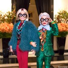 Iris Apfel Is Getting Her Very Own Barbie Fashionista
