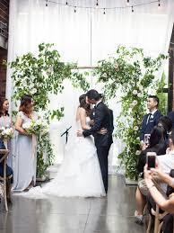 35 Delicate Urban Garden Wedding Ideas