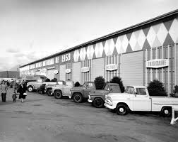 Trucks Lined Up Outside Of 1959 General Motors Motorama Show In ... Gm Sold 124000 More Trucks Than Ford So Far This Year Gmc General Motors Sales Tin Sign Garage Decor Fox News To Diversify Axle Supply For New Photo Recalls Almost 8000 Pickup Over Power 2015 Canyon Unveiled At Detroit Auto Show Concept Car Of The Week Bison 1964 Design Trademarks Scottsdale And Silverado Big Chevrolet Ck Tractor Cstruction Plant Wiki Fandom Powered And Isuzu Scrap Their Truck Partnership In Asia Fortune Is Motoring As Profit Jumps 34 Pct On Us Truck Suv Sales