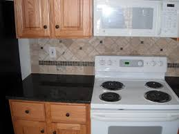 interesting subway tile backsplash with abstrak pattern for best