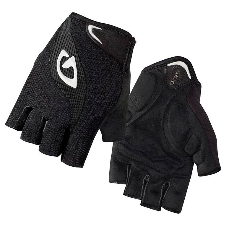 Giro 2017 Womens Tessa GEL Short Finger Cycling Gloves - Large, Black