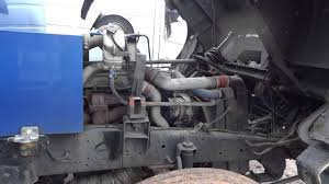 100 Truck Engines For Sale For Sale Last Ever Bedford Marshall Built 1997 Year TL1718