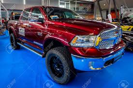 STUTTGART, GERMANY - MARCH 03, 2017: Full-size Pickup Truck Dodge ... 2019 Ram 1500 Everything You Need To Know About Rams New Fullsize 2015 Rebel First Look Motor Trend 2010 Used Dodge Ram 2wd Crew Cab 1405 Slt At Sullivan The Dodge Over The Years Four Generations Of Success 2014 2008 With Only 80k Truck Review Bigger 57 Bed Without Rambox 092018 Truxedo Pro X15 Ecodiesel Is Garnering Some High Praise Best Mileage 2017 Overview Cargurus