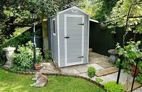 Arrow Storage Sheds Menards by Amazon Com Keter Manor Large 4 X 6 Ft Resin Outdoor Backyard