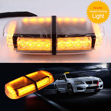 100 Strobe Light For Trucks 24 LED Car Recovery Bar Truck Flashing Beacon
