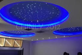 Fiber Optic Ceiling Lamp by Led Rgbw Fiber Optic Star Ceiling Light Kit 2 4m 0 75mm 400pcs
