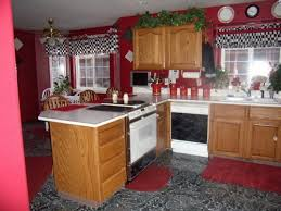 kitchen decorating ideas with apple theme