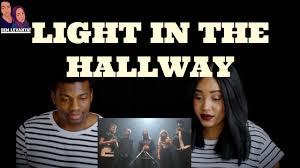pentatonix light in the hallway reaction