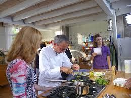 cuisine de julie andrieu emission coté cuisine sur 3 avec julie andrieu michel
