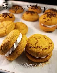 Pumpkin Whoopie Pie Recipe Spice Cake by Pumpkin Whoopie Pies