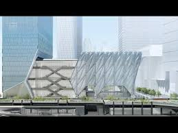 Culture Shed Hudson Yards by Diller Scofidio Renfro Reveal Preliminary Concept For The Us