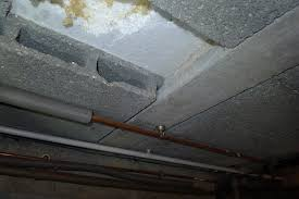 isolation sous sol plafond isolation plafond sous sol hourdis isolation flocage plafond