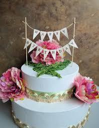 Amazon Com Birthday Cake Topper