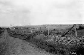 Photograph Providing A View Of Springhill Nova Scotia From The South 1923