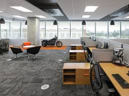 100 Taylor Smyth Architects HarleyDavidson Canada Offices Vaughan Office Snapshots