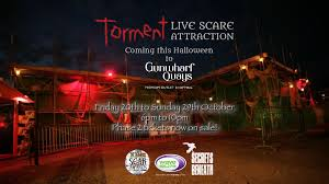 Best Halloween Attractions Uk by Torment The Scare Attraction Events Wave 105