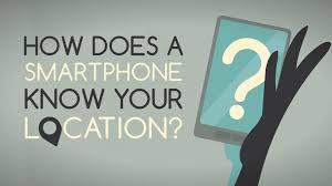 How does your smartphone know your location Wilton L Virgo