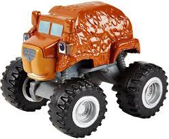100 Bear Grizzly Trucks FisherPrice Nickelodeon Blaze The Monster Machines