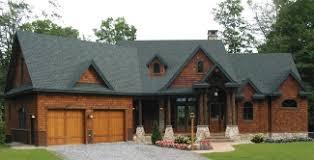Harmonious Mountain Style House Plans by Garrell Associates The Harmony Mountain Cottage Gable House Plan