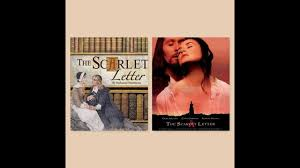 Podcast 5 The Scarlet Letter And Why Is Demi Moore So Weird YouTube