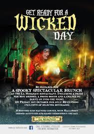 Date Halloween 2014 by Halloween Brunch Events Whatsupbahrain Net