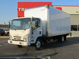 100 20 Ft Truck 19 ISUZU NRR FT BOX VAN TRUCK FOR SALE 11268