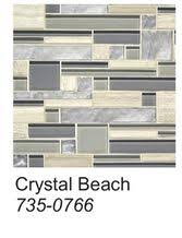 4 Inch Drain Tile Menards by Mohawk Crystal Beach Mosaic Wall Tile From Menards Bathroom
