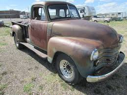Five Window Chevy Truck Fresh Chevrolet Other Pickups 3600 1951 ...