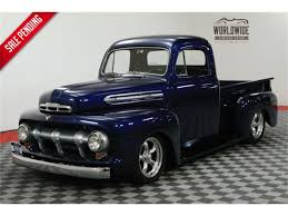 100 1951 Ford Truck For Sale F100 For ClassicCarscom CC1058388