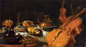 Oil Rain Lamp Wiki by Claesz Pieter Still Life With Musical Instruments 1623