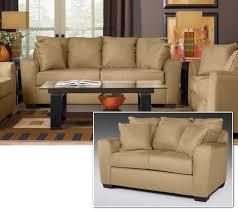 impressive rana furniture living room milari linen sofa loveseat