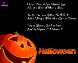 Twas The Night Before Halloween Poem by 100 Halloween Ghost Poems A Full Classroom October 2015
