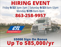 CTL Transportation On Twitter: