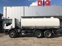 100 Water Truck IVECO Trakker 380 6x4 Water Truck Ravasini 20000 L 12TKM Only